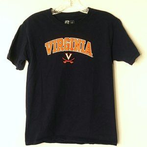 2/$24 Boys Blue UVA T-Shirt